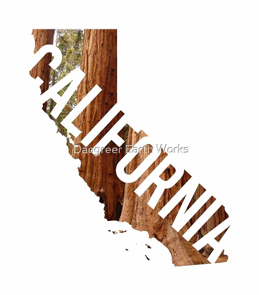 California Redwoods by Daogreer Earth Works