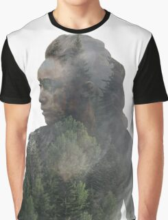 Lexa - The 100 Graphic T-Shirt