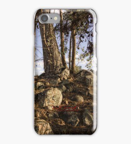 Sunset landscape iPhone case iPhone Case/Skin