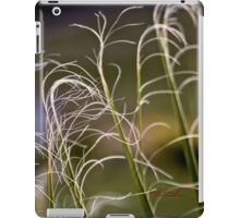 Palm tree fronds for your iPad iPad Case/Skin