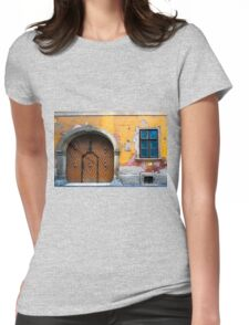 Doorway Womens Fitted T-Shirt