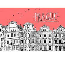 Prague. Photographic Print