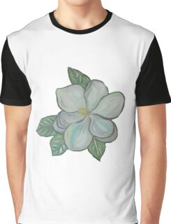 The Flower Graphic T-Shirt