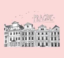 Prague. Kids Clothes