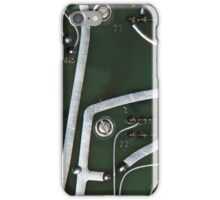 electronica pod 3A iPhone Case/Skin