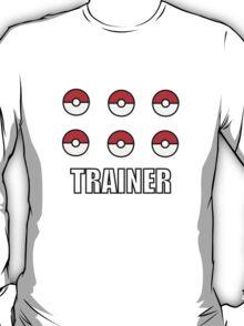 Pokémon Trainer T-Shirt