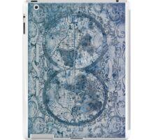 world map antique iPad Case/Skin