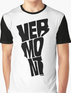 Vermont Graphic T-Shirt
