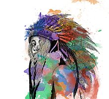 Indie Indian by Carl Heath