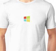 Windows 8 Modern Colour Logo Unisex T-Shirt