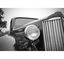 Packard Six Touring Sedan Photographic Print