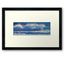 margaret river, WA Framed Print