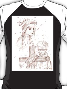 Naruto and Haku T-Shirt