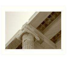 arquitecture Art Print