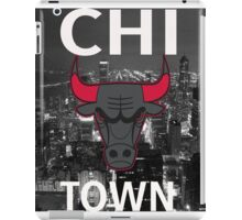 "Chicago Bulls ""Chi Town""  iPad Case/Skin"