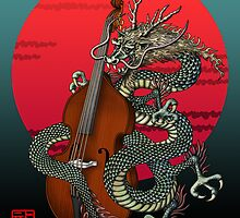 Dragon Contrabass by kuuma