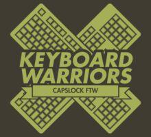 Keyboard Warriors by ansarips