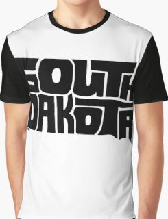 South Dakota Graphic T-Shirt