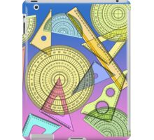 Geometry iPad Case/Skin