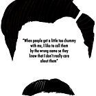Ron Swanson // Parks and Recreation by alicetgibbs