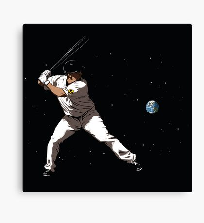 Base earth Canvas Print