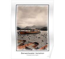 Derwentwater Isolation Poster
