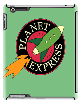 planet express first crew logo by Trust50