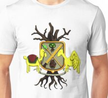 Lemongrab Coat-of-Arms Unisex T-Shirt