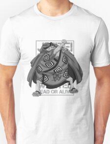 THIS IS MANGA - JINBEI GRAYSCALE 02 Unisex T-Shirt