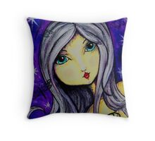 Saschia Sparkleberry Throw Pillow