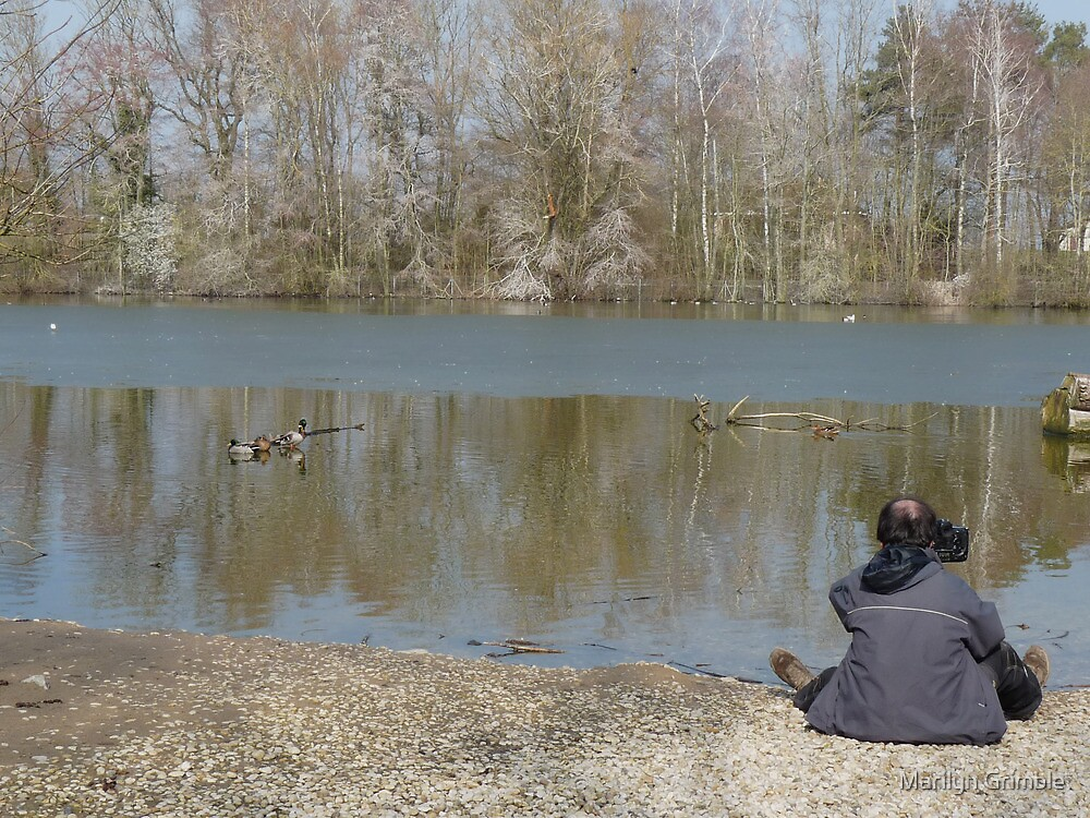 THE PHOTOGRAPHER by Marilyn Grimble