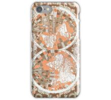 world map antique 2 iPhone Case/Skin