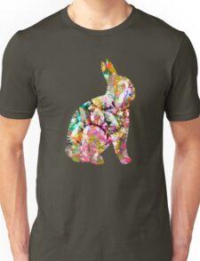 Psychadelic Dream Bunny Unisex T-Shirt