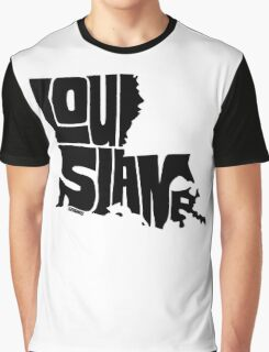 Louisiana Graphic T-Shirt