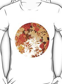 Orange Rose Moon T-Shirt