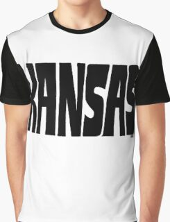 Kansas Graphic T-Shirt