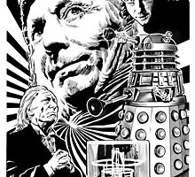 DOCTOR WHO - 1 by ROBMORANART