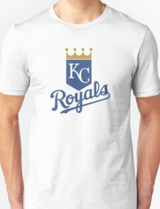Kansas City Royals Unisex T-Shirt