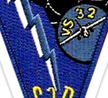 VS-32 Maulers (S3B Logo) Sticker