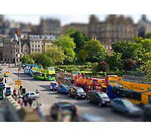 Edinburgh Toys Photographic Print
