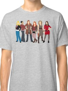 The Companions  Classic T-Shirt