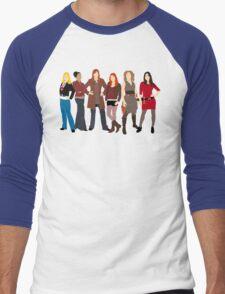 The Companions  Men's Baseball ¾ T-Shirt