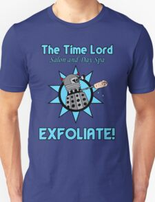 The Time Lord Salon and Day Spa T-Shirt