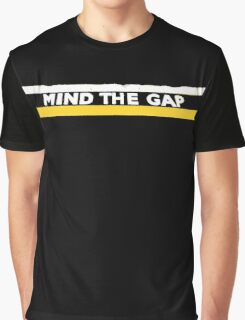 Mind The Gap (Version 2) Graphic T-Shirt