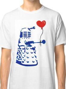 Dalek Love Tee Classic T-Shirt