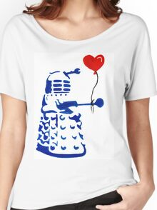 Dalek Love Tee Women's Relaxed Fit T-Shirt