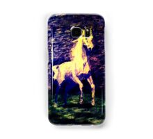 Vivid Leaping Horse Samsung Galaxy Case/Skin