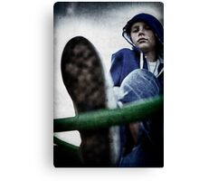 Tough Front Canvas Print