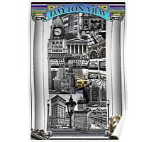 A 1970's Dayton View Poster 2015 Ed Poster