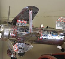 Coors Light plane by Cherryladi02